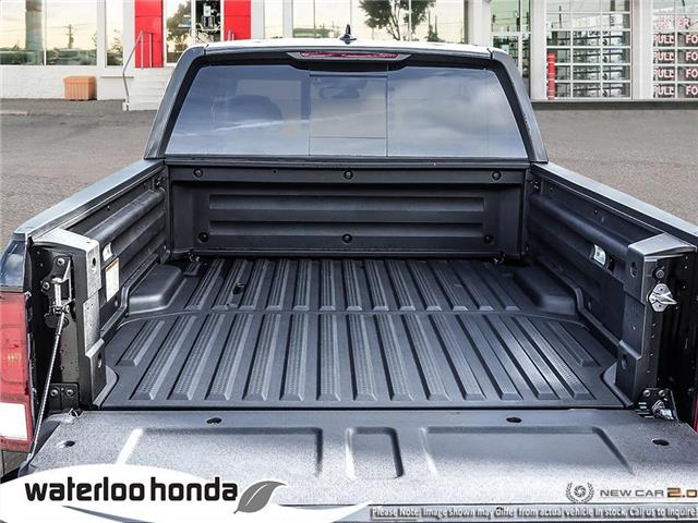 2019 Honda Ridgeline Touring (Stk: H5168) in Waterloo - Image 7 of 23