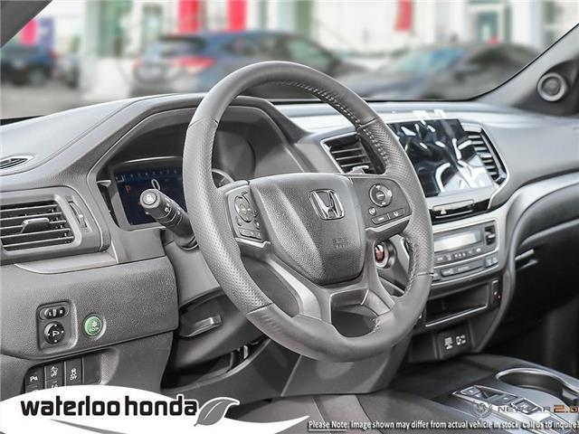 2019 Honda Passport EX-L (Stk: H5863) in Waterloo - Image 12 of 23
