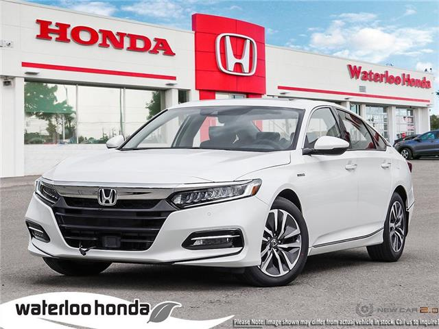 2019 Honda Accord Hybrid Touring (Stk: H5658) in Waterloo - Image 1 of 23