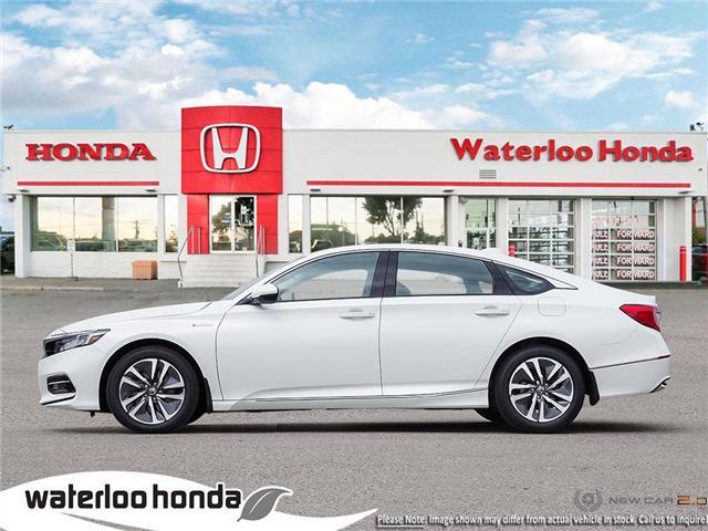 2019 Honda Accord Hybrid Touring (Stk: H5658) in Waterloo - Image 3 of 23
