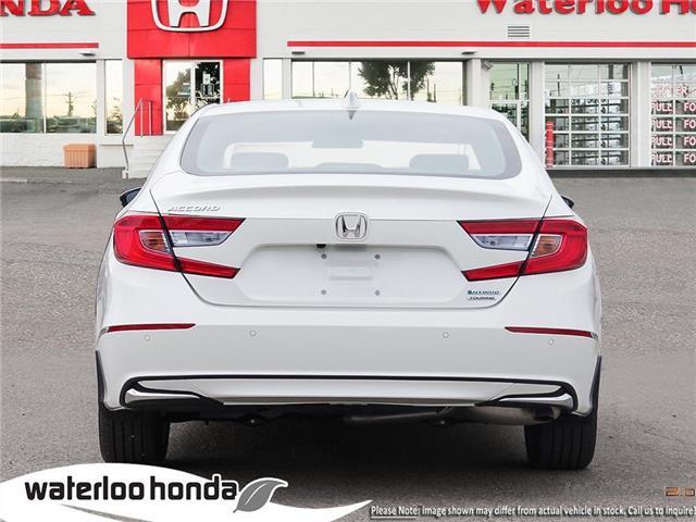 2019 Honda Accord Hybrid Touring (Stk: H5658) in Waterloo - Image 5 of 23