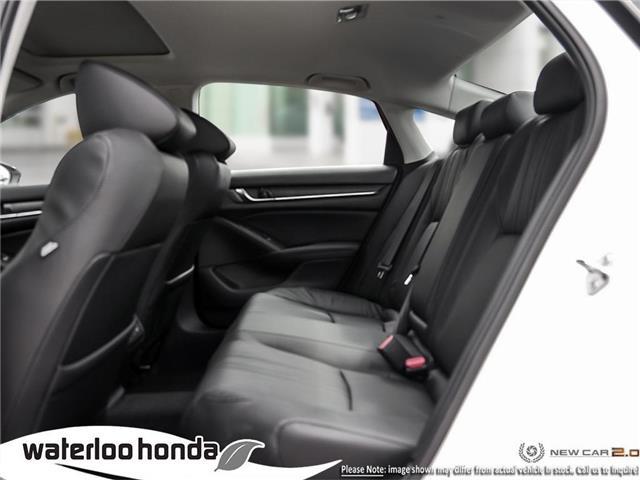 2019 Honda Accord Hybrid Touring (Stk: H5658) in Waterloo - Image 21 of 23