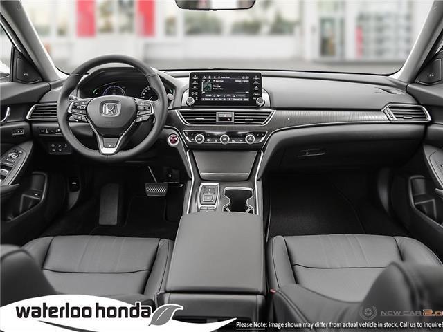2019 Honda Accord Hybrid Touring (Stk: H5658) in Waterloo - Image 22 of 23
