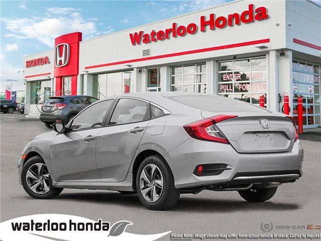 2019 Honda Civic LX (Stk: H5816) in Waterloo - Image 4 of 23