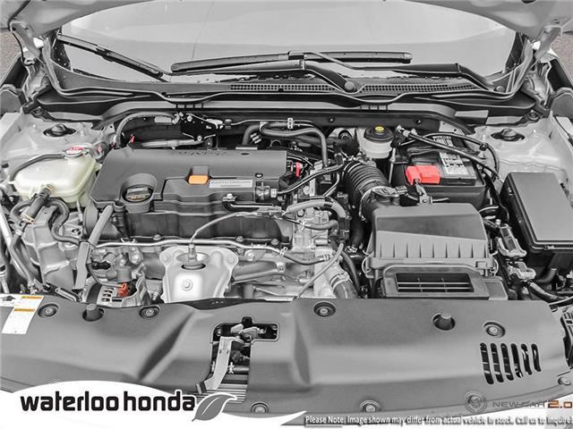 2019 Honda Civic LX (Stk: H5816) in Waterloo - Image 6 of 23