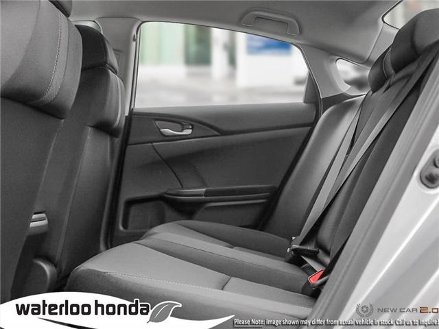 2019 Honda Civic LX (Stk: H5816) in Waterloo - Image 21 of 23