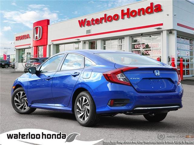 2019 Honda Civic EX (Stk: H5171) in Waterloo - Image 4 of 23
