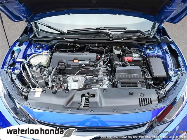 2019 Honda Civic EX (Stk: H5171) in Waterloo - Image 6 of 23