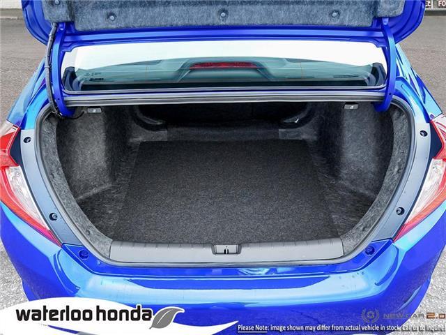 2019 Honda Civic EX (Stk: H5171) in Waterloo - Image 7 of 23