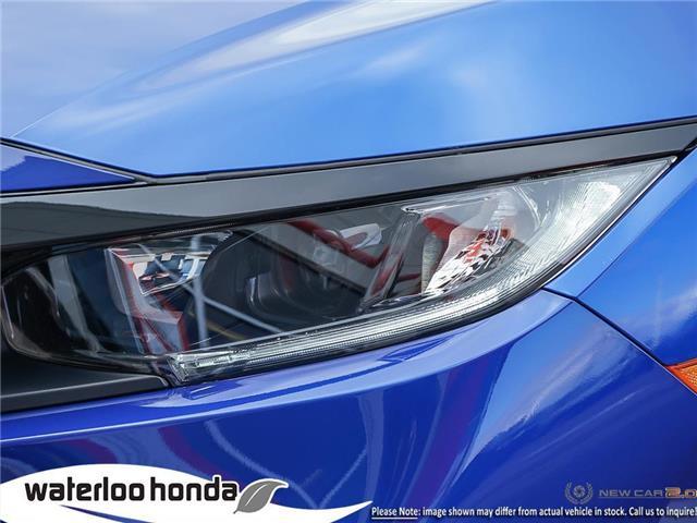 2019 Honda Civic EX (Stk: H5171) in Waterloo - Image 10 of 23