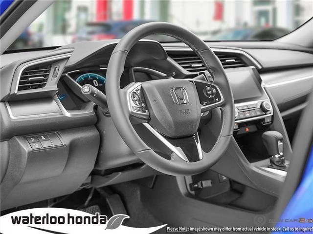 2019 Honda Civic EX (Stk: H5171) in Waterloo - Image 12 of 23