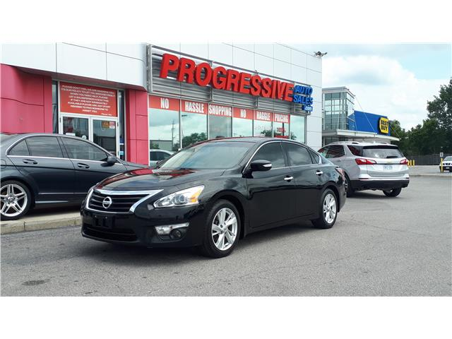 2014 Nissan Altima 2.5 SL (Stk: EN248285) in Sarnia - Image 1 of 20