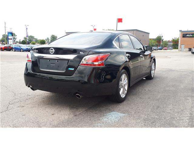 2014 Nissan Altima 2.5 SL (Stk: EN248285) in Sarnia - Image 5 of 20