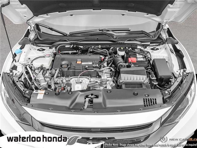 2019 Honda Civic LX (Stk: H5215) in Waterloo - Image 6 of 23