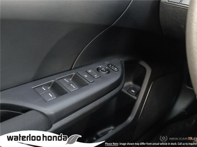2019 Honda Civic LX (Stk: H5215) in Waterloo - Image 16 of 23