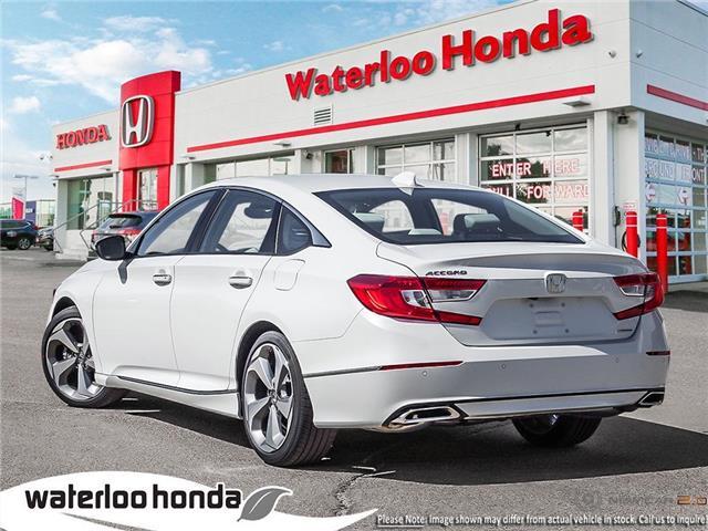 2019 Honda Accord Touring 1.5T (Stk: H4835) in Waterloo - Image 4 of 23