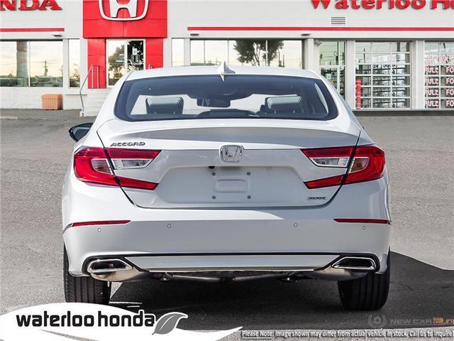 2019 Honda Accord Touring 1.5T (Stk: H4835) in Waterloo - Image 5 of 23