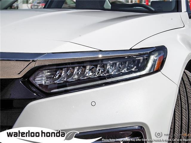 2019 Honda Accord Touring 1.5T (Stk: H4835) in Waterloo - Image 10 of 23