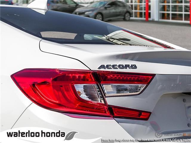 2019 Honda Accord Touring 1.5T (Stk: H4835) in Waterloo - Image 11 of 23