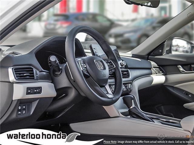 2019 Honda Accord Touring 1.5T (Stk: H4835) in Waterloo - Image 12 of 23