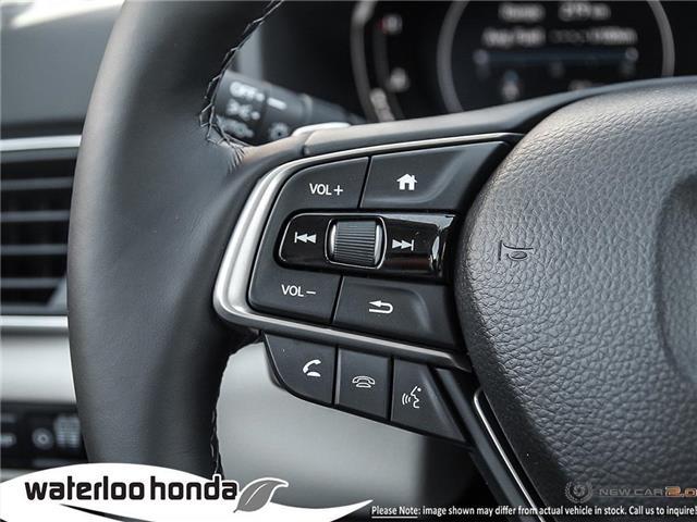 2019 Honda Accord Touring 1.5T (Stk: H4835) in Waterloo - Image 15 of 23