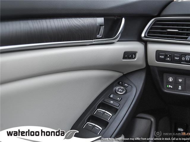 2019 Honda Accord Touring 1.5T (Stk: H4835) in Waterloo - Image 16 of 23