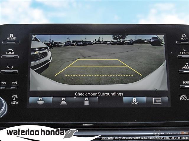 2019 Honda Accord Touring 1.5T (Stk: H4835) in Waterloo - Image 18 of 23