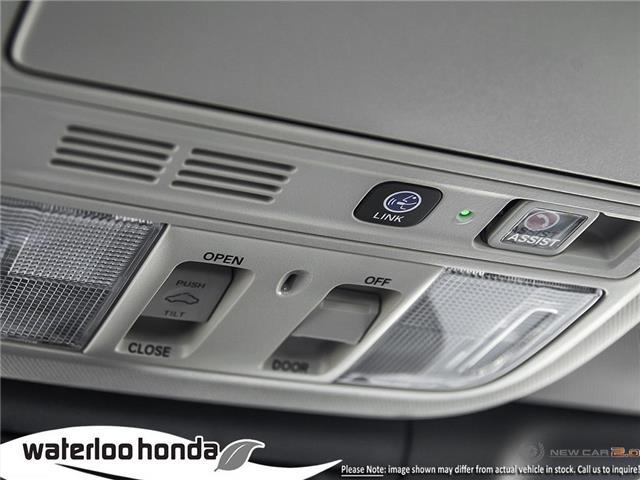 2019 Honda Accord Touring 1.5T (Stk: H4835) in Waterloo - Image 19 of 23