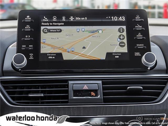 2019 Honda Accord Touring 1.5T (Stk: H4835) in Waterloo - Image 23 of 23