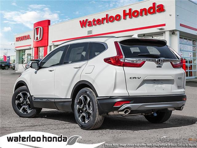 2019 Honda CR-V Touring (Stk: H5828) in Waterloo - Image 4 of 23