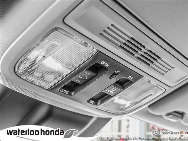 2019 Honda Odyssey EX-L (Stk: H5946) in Waterloo - Image 19 of 23