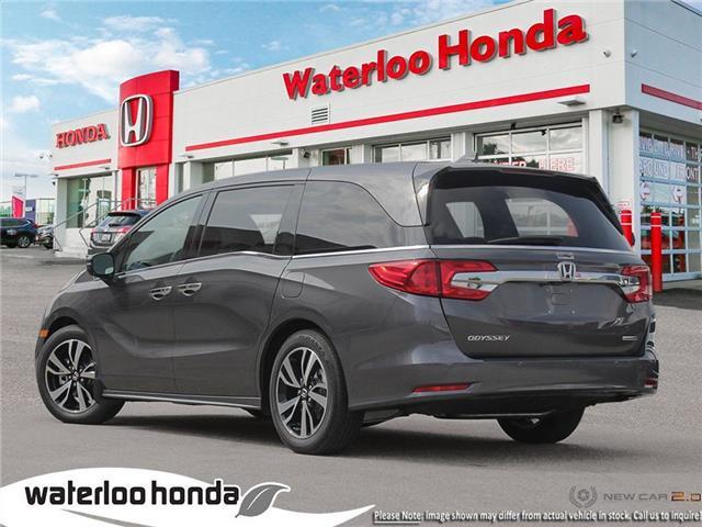2019 Honda Odyssey Touring (Stk: H5871) in Waterloo - Image 4 of 23