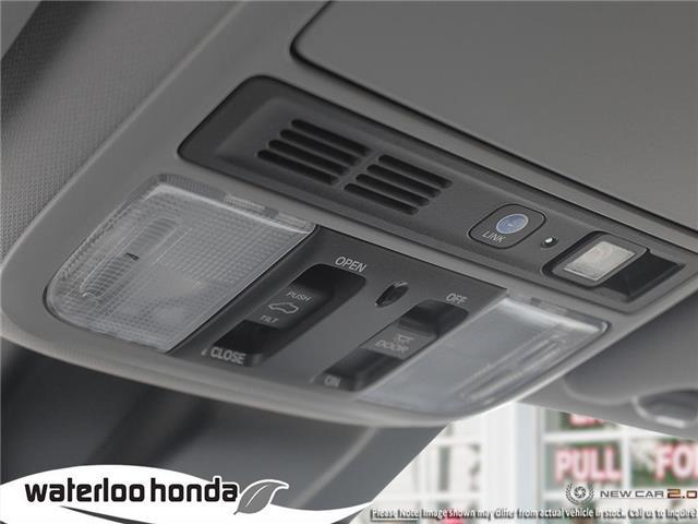 2019 Honda Odyssey Touring (Stk: H5871) in Waterloo - Image 19 of 23