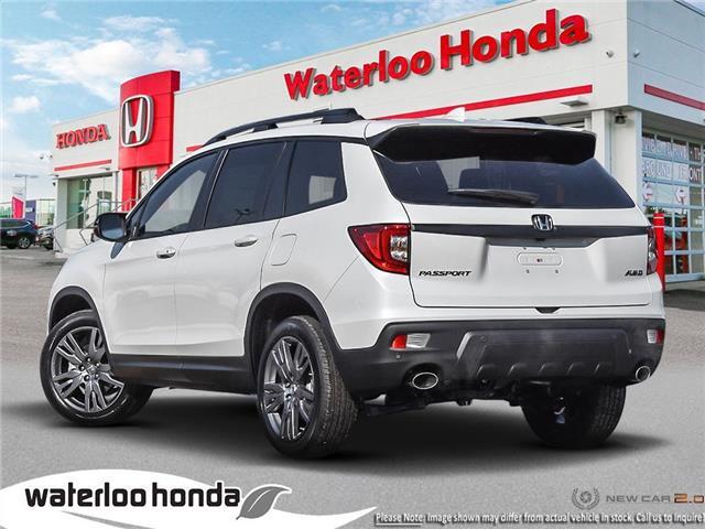 2019 Honda Passport EX-L (Stk: H5621) in Waterloo - Image 4 of 23