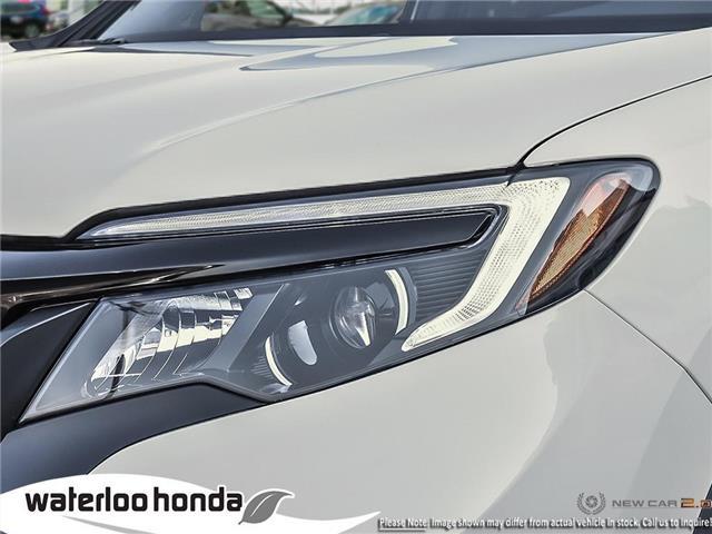 2019 Honda Passport EX-L (Stk: H5621) in Waterloo - Image 10 of 23