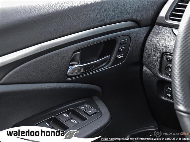 2019 Honda Passport EX-L (Stk: H5621) in Waterloo - Image 16 of 23