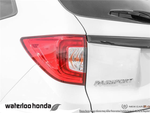 2019 Honda Passport Touring (Stk: H5450) in Waterloo - Image 11 of 23