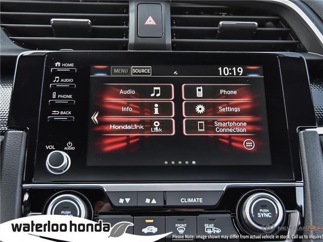 2019 Honda Civic Sport (Stk: H5934) in Waterloo - Image 18 of 23