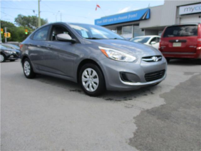 2016 Hyundai Accent GL (Stk: 191276) in Kingston - Image 1 of 12