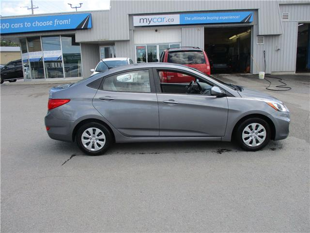 2016 Hyundai Accent GL (Stk: 191276) in Kingston - Image 2 of 12