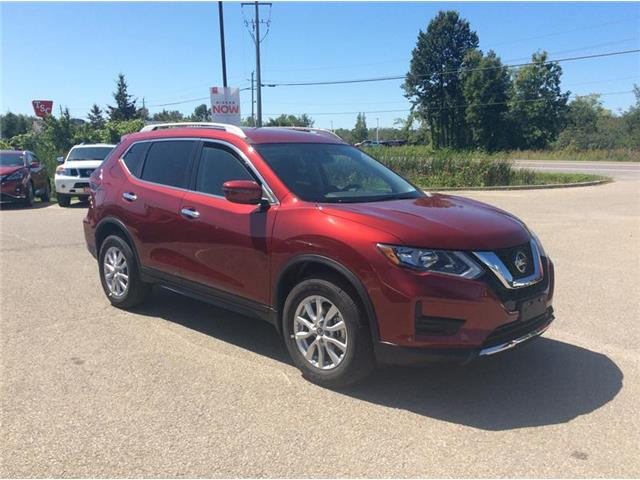 2020 Nissan Rogue S (Stk: 20-006) in Smiths Falls - Image 12 of 13