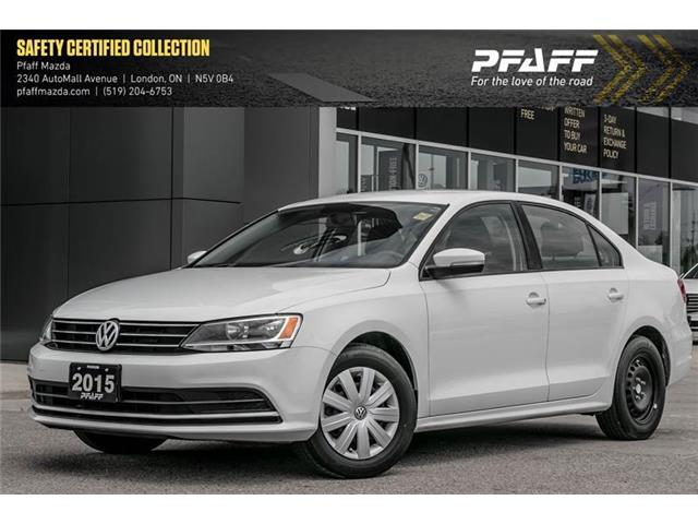 2015 Volkswagen Jetta 2.0L Trendline+ (Stk: LM9221A) in London - Image 1 of 19
