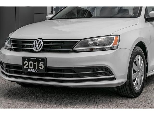 2015 Volkswagen Jetta 2.0L Trendline+ (Stk: LM9221A) in London - Image 3 of 19
