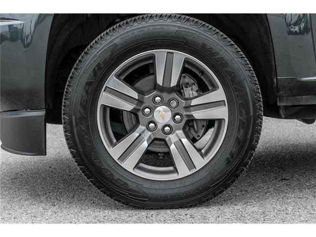 2017 Chevrolet Colorado WT (Stk: MA1753) in London - Image 4 of 18