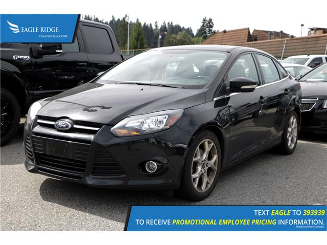 2014 Ford Focus Titanium (Stk: 149058) in Coquitlam - Image 1 of 4