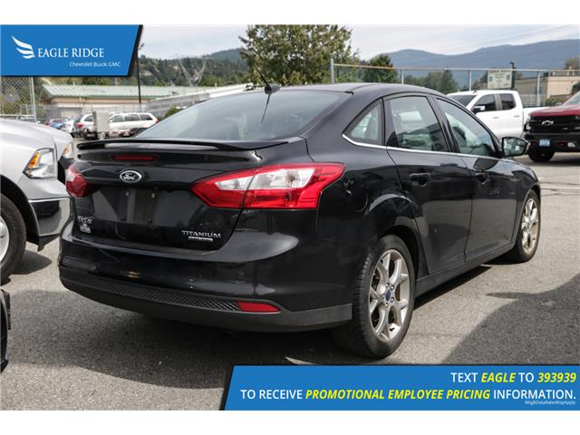 2014 Ford Focus Titanium (Stk: 149058) in Coquitlam - Image 2 of 4