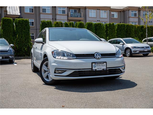 2019 Volkswagen Golf 1.4 TSI Highline (Stk: KG007866) in Vancouver - Image 1 of 28