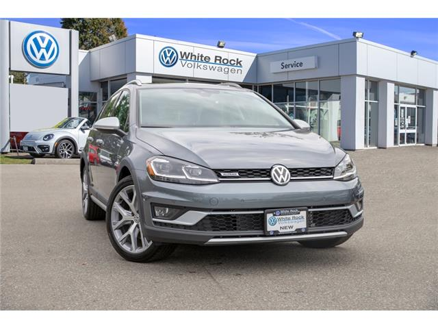 2019 Volkswagen Golf Alltrack 1.8 TSI Execline (Stk: KG505457) in Vancouver - Image 1 of 21