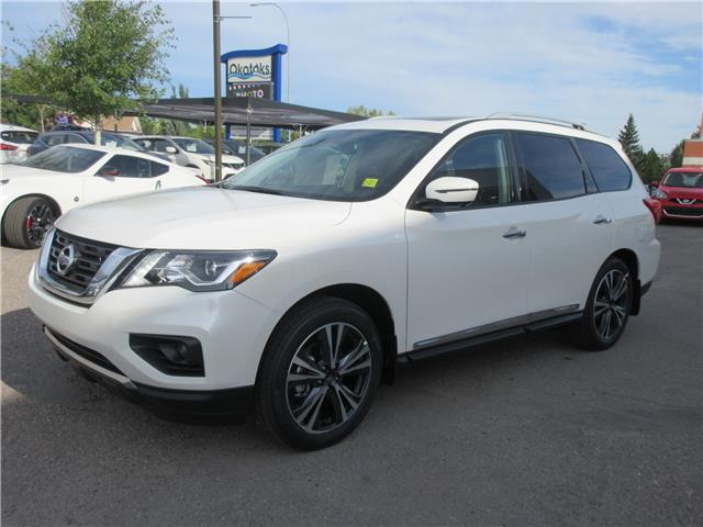 2019 Nissan Pathfinder Platinum (Stk: 9415) in Okotoks - Image 15 of 22