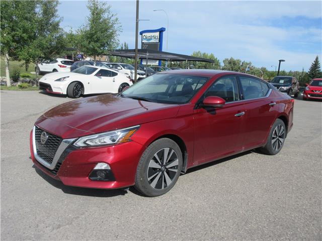 2019 Nissan Altima 2.5 SV (Stk: 8130) in Okotoks - Image 17 of 22